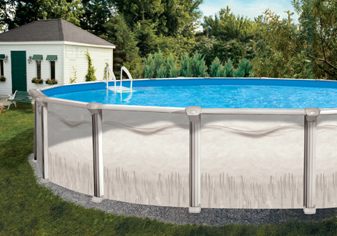 C w parsons company pools above ground pool packages for Above ground pool deals